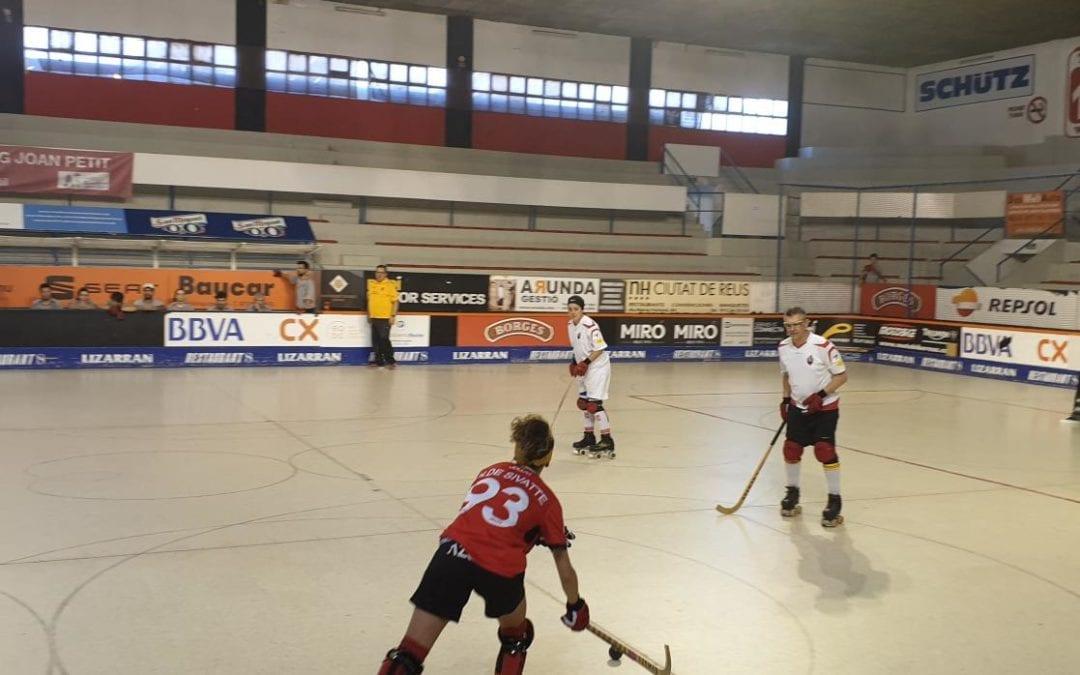 🔊 El Reus Deportiu celebra el segon 'partit per la igualtat' d'hoquei