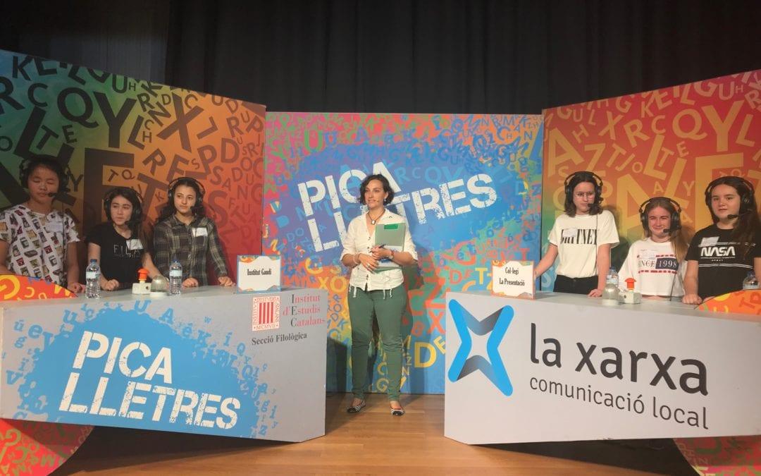 """Dos centres de Reus, l'Institut Gaudí i La Presentació, a la 6a Final Nacional del """"Pica Lletres"""" versió ràdio"""