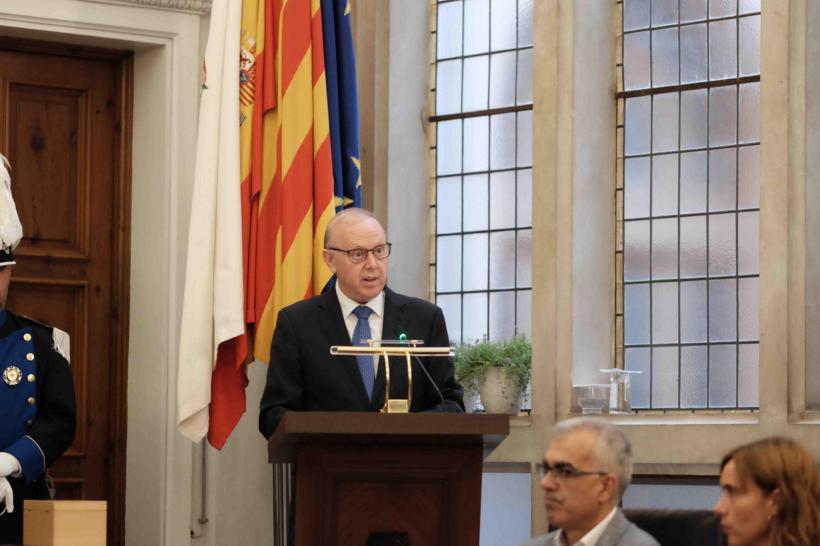 📽 Recupera el pregó de la Festa Major de Sant Pere 2019, a càrrec d'Isaac Sanromà