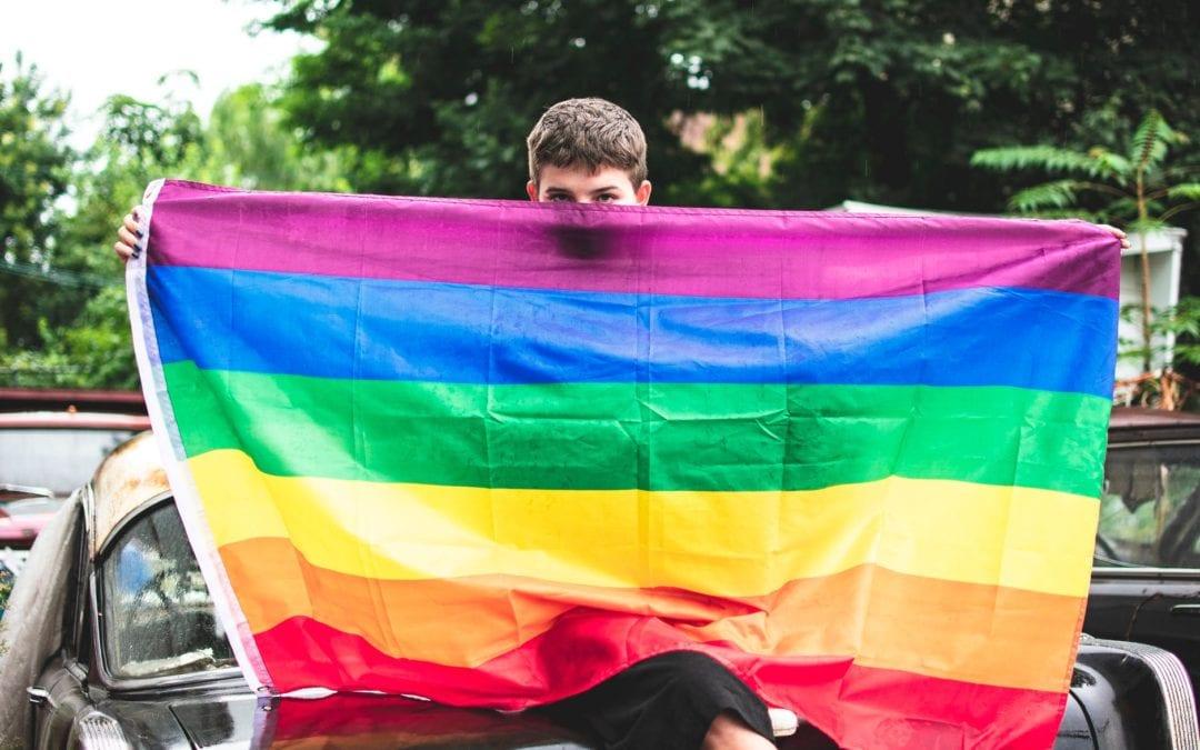 """? Clàudia Vinyals: """"L'auge dels partits extremistes ens motiva als col·lectius LGBTI a no abaixar la guàrdia"""""""