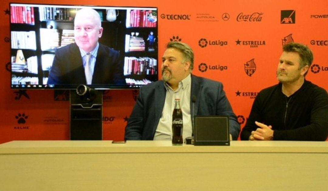 🔊 Curt Onalfo, el que havia de ser el director esportiu del CF Reus, ja té nou equip