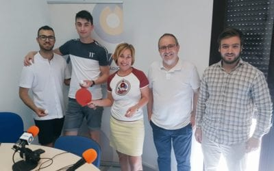 """🔊 """"Fot-li Esports! 35"""": Joan Carles Virgili, president del CTT Els Ganxets: """"Com a club tenim molt clar que ens hem de projectar cap enfora"""""""