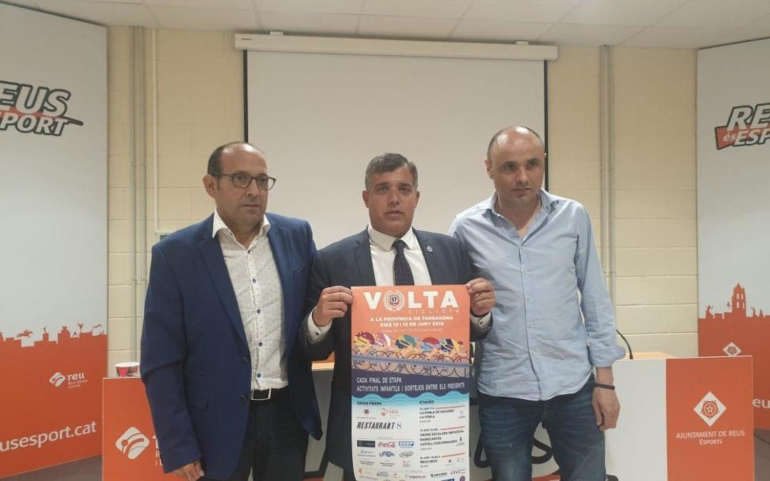 🔊 La 57a edició de la Volta Cicilista de Tarragona compta amb 200 inscripcions