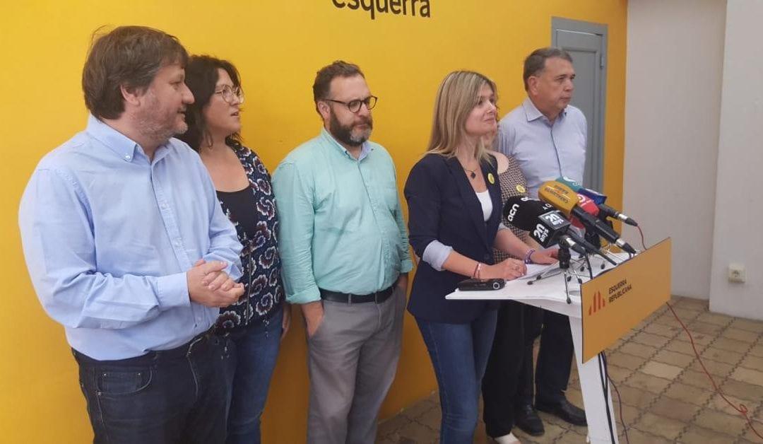 🔊 ERC Reus planteja un pacte independentista però no tanca la porta a un govern d'esquerres