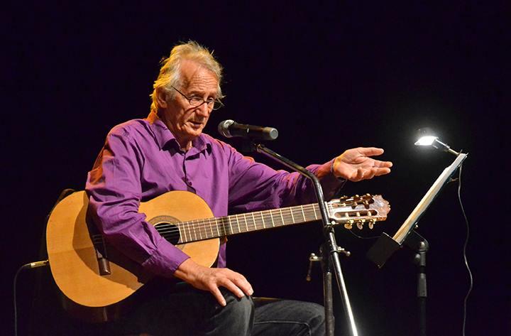 """🔊 Jaume Arnella: """"Les cançons només són vives quan es canten"""""""
