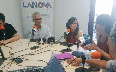 """📽🔊 """"La cua de palla"""" amb Andreu Martín (PSC Reus), Débora García (Cs Reus) i Marta Llorens (CUP Reus)"""