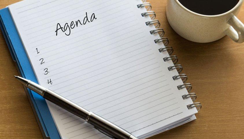🔊 Agenda: Dimarts 23 de juliol de 2019