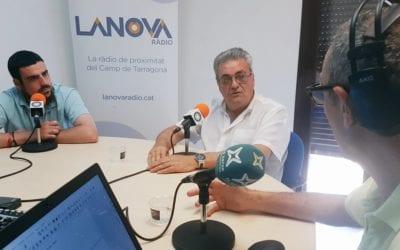 """📽🔊 """"La cua de palla"""" amb Jordi Just, president de la Cambra de Comerç de Reus"""