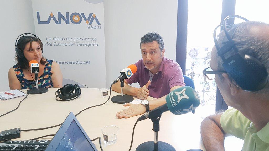 """📽🔊 """"La cua de palla"""" amb Isabel Martínez i Josep Cruset"""