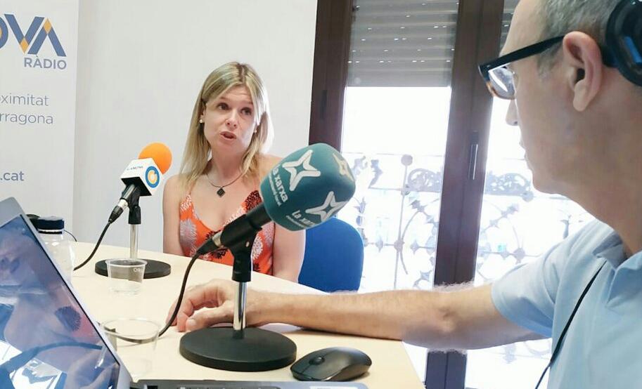 """📽🔊 """"La cua de palla"""" amb Noemí Llauradó, presidenta de la Diputació de Tarragona i vicealcaldesa de Reus"""