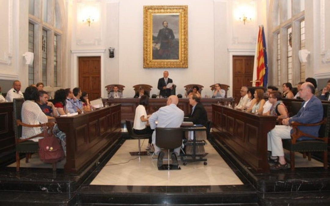 🔊 L'Ajuntament de Reus aprova el pressupost de 2019 amb el vot en contra de tota l'oposició