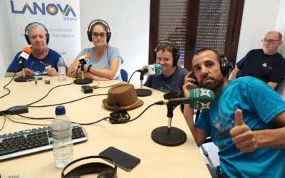 """🔊 Josep Vidal: """"Fa il·lusió que gent que no pateix esclerosi múltiple s'involucri per combatre-la"""""""
