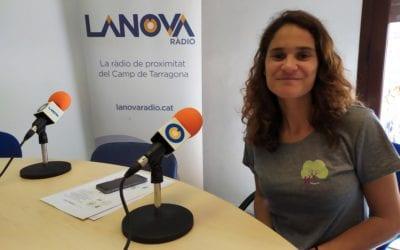 """🔊 Helena Sirisi: """"Planificant-nos una mica podem aconseguir reduir l'ús del plàstic d'un sol ús"""""""