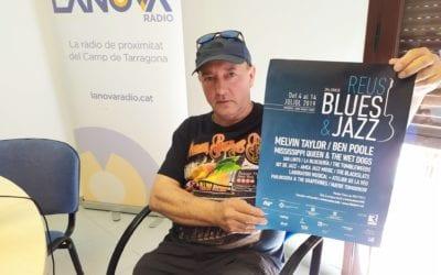 """🔊 Javier Bergua: """"Costa que la gent d'aquí s'enganxi al blues"""""""