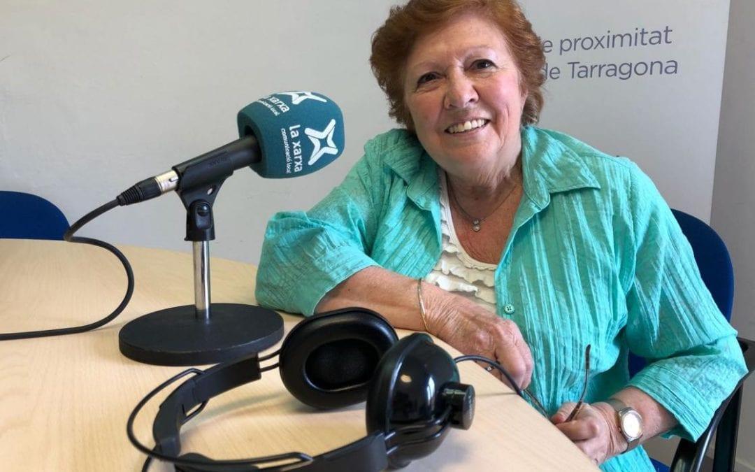 """🔊 Teresa Vives: """"Amagar-se els anys és una tonteria"""""""