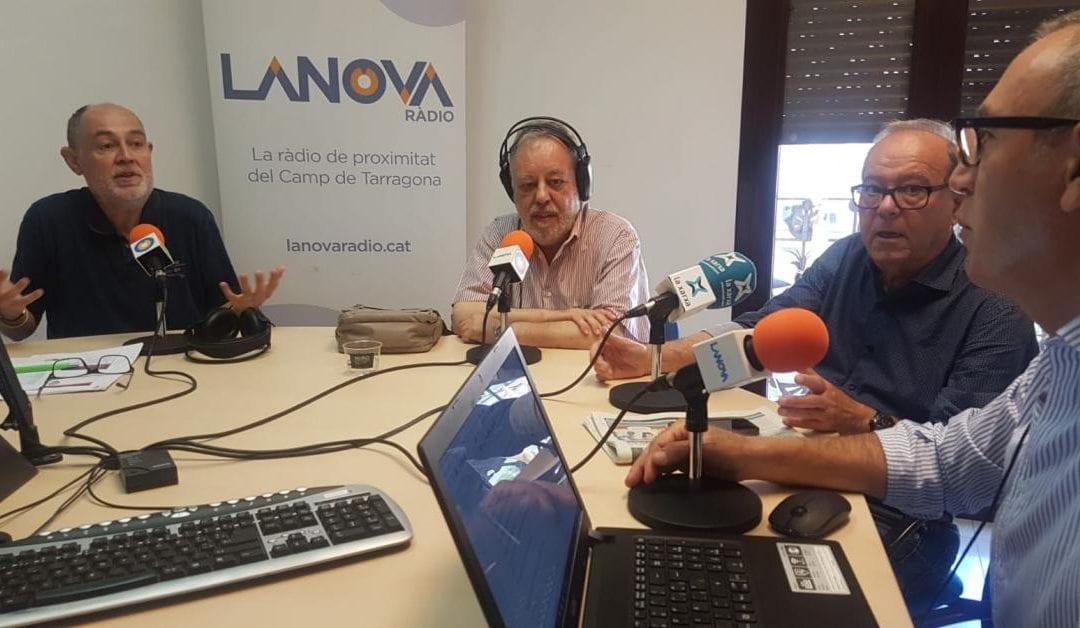"""📽🔊 """"La cua de palla"""" sobre el CF Reus amb Alfred Arias, Enric Tricaz i Ramon Alabart"""