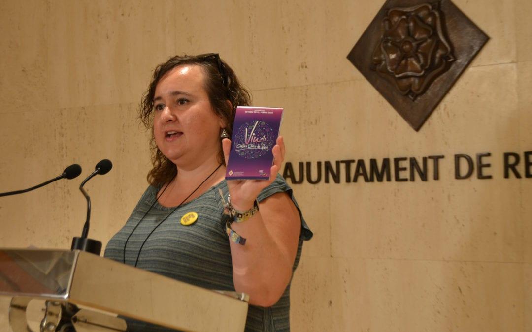 🔊 Els Centres Cívics de Reus ofereixen més de 180 propostes