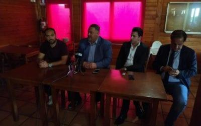 🔊 RODA DE PREMSA: Clifton Onolfo reapareix i diu que torna per quedar-se