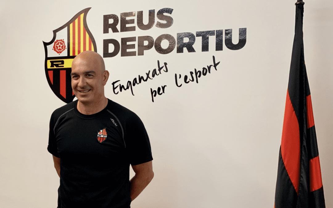 """🔊 RODA DE PREMSA: Jordi Garcia: """"Hem de lluitar per tots els títols"""""""