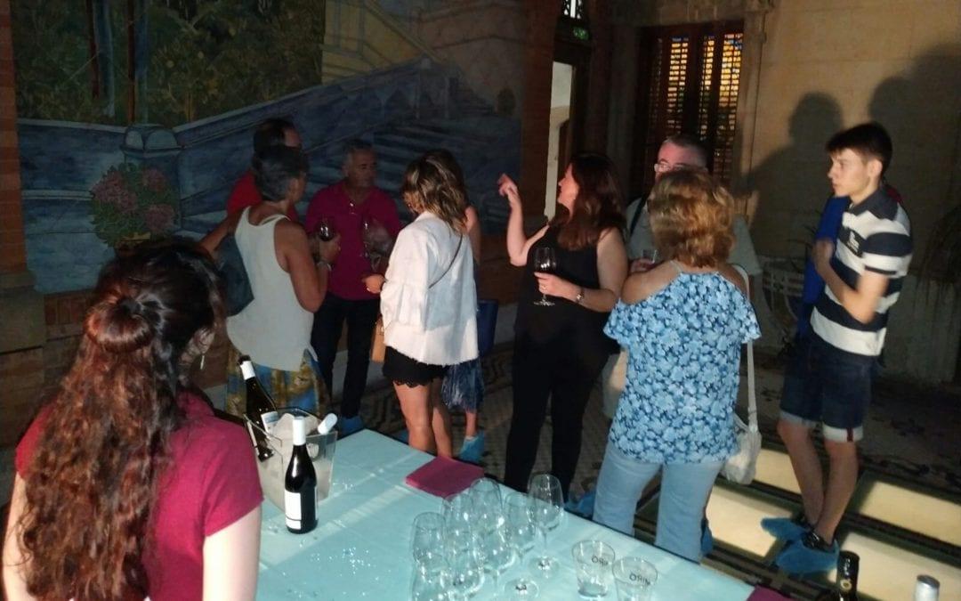 🔊 La Casa Navàs de Reus inicia un cicle de tastos de vins i vermuts