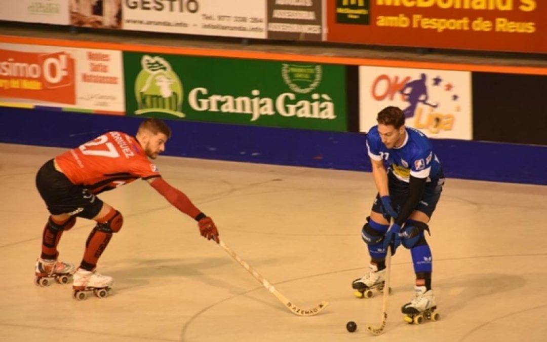 🔊 El Reus Deportiu Miró guanya el seu primer partit a l'Ok Lliga davant el Taradell (4-1)