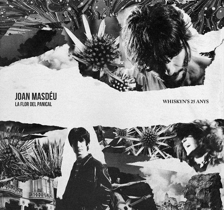 ? Joan Masdéu revela el nom del seu nou disc d'homenatge a Whiskyn's i les col·laboracions que hi haurà