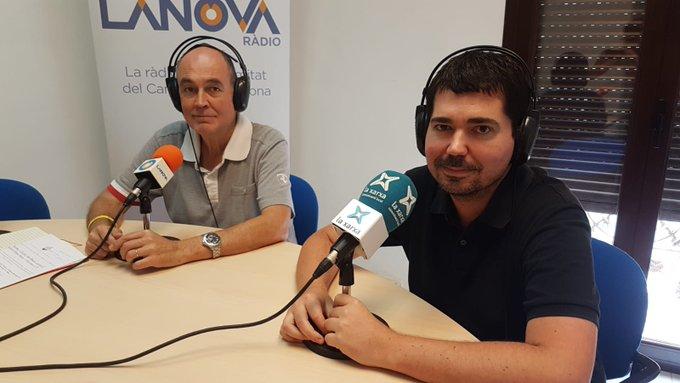 """🔊 Alfred Arias: """"La Fundació podria absorbir un equip sènior per no haver de començar a Quarta Catalana"""""""