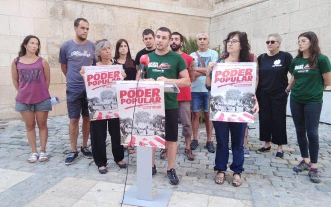 🔊 Organitzen una 'cercavila antifeixista' per retirar plaques franquistes a Reus