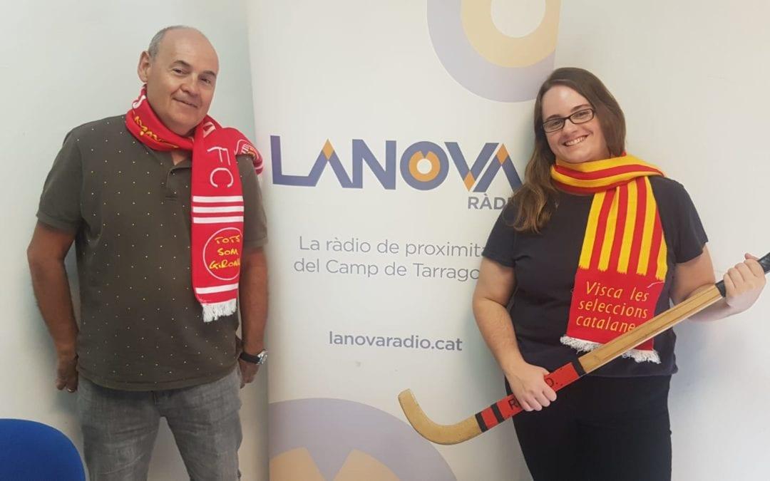 """El programa de l'hoquei català, """"Xoc d'estics"""", s'incorpora a la graella de LANOVA Ràdio de Reus"""