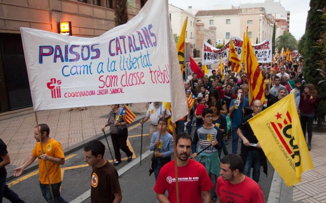 """🔊 11S: L'Esquerra Independentista del Camp es manifestarà a Reus per denunciar """"l'embat"""" de l'Estat i la """"traïció"""" del Govern"""