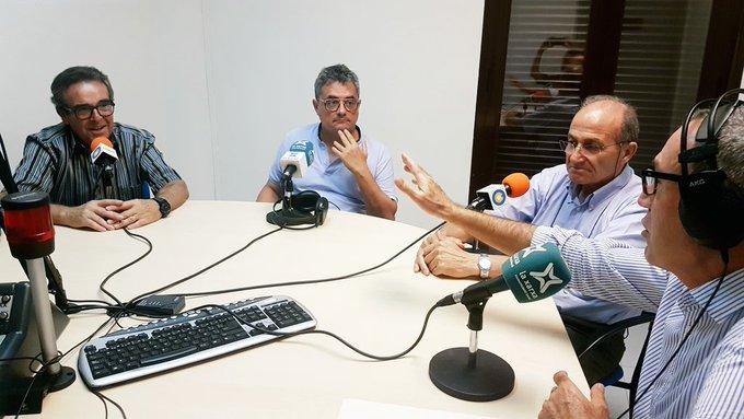 "📽🔊 ""La cua de palla"" amb Marcos Massó, Joan Anton Montaña i Estanislau Salvadó"
