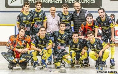 🔊 Xoc d'estics 06 – Els equips d'hoquei catalans brillen a Europa