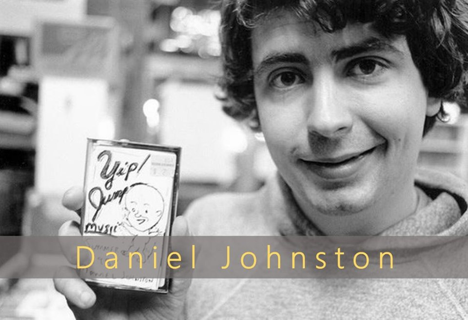 "🔊 ""Toc de Queda"": 'Daniel Johnston. I'"