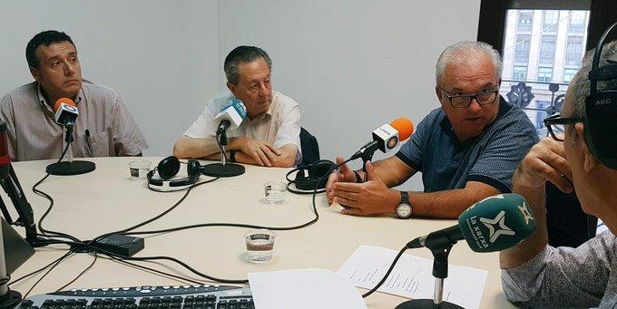 """📽🔊 """"La cua de palla"""" amb Josep Cruset, Tomàs Barberà i Ramon Salvat"""