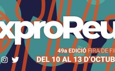 """🔊 Eduard Vicente: """"exproReus és la fira de fires per antiguitat i perquè som referents al territori"""""""