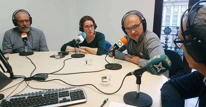 """🔊 """"La cua de palla"""" amb Quico Domènech, Anna Fortuny i Jordi Siré"""