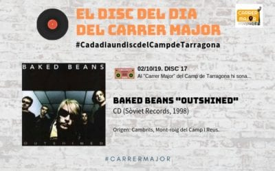 "🔊 El disc del dia del Carrer Major. 17: Baked Beans ""Outshined"" (1998)"