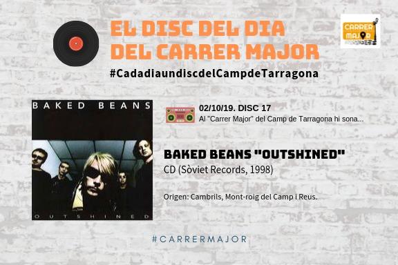 "🔊 El disc del dia del Carrer Major. 17: Baked Beans ""Outshined"" (1998)"