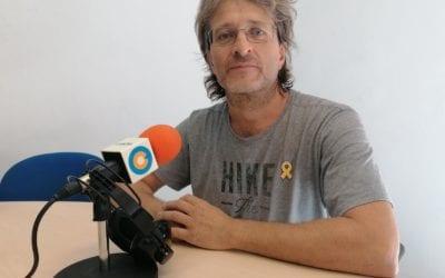 """🔊 Xavi Jiménez: """"Els centres de recuperació de fauna s'omplen d'espècies protegides tirotejades"""""""