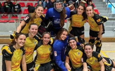 🔊 Xoc d'estics 07 – Palau, Voltregà i Manlleu debuten a la Copa d'Europa femenina