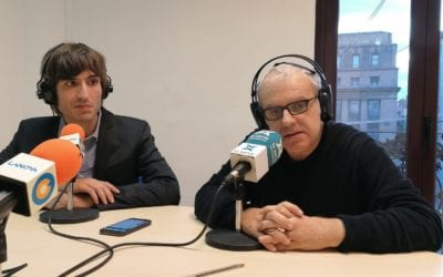 """🔊 Marià Arbonès: """"Els premis mostren el gran talent de joves periodistes"""""""