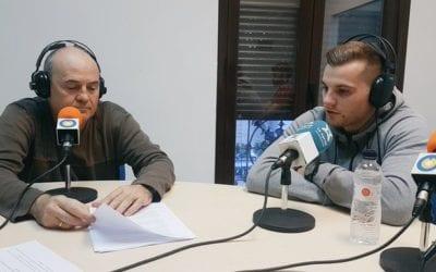 """🔊 César Carballeira: """"Estic tornant a la normalitat per poder-me posar els patins aviat"""""""