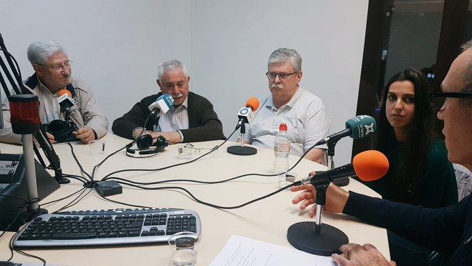 """📽🔊 """"La cua de palla"""" amb Josep Maria Vallès, Lluís Miquel Pérez, Joan Ciurana i Raquel Ferret"""