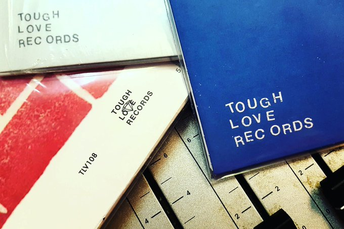 """🔊 """"Toc de Queda"""": 'Tough Love Records 02'"""