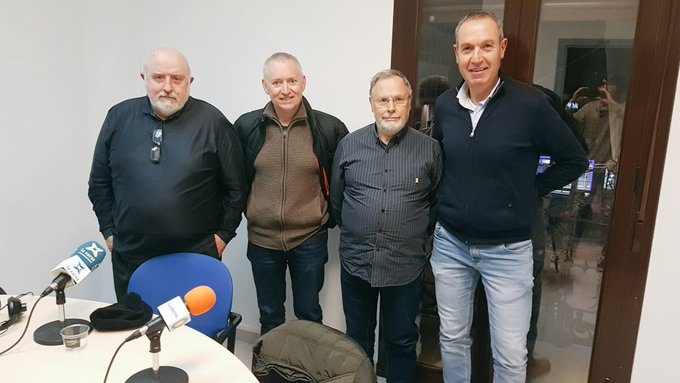 "📽🔊 ""La cua de palla"" amb Jom Pàmies, Antoni Constantí i Josep Maria Casanoves"