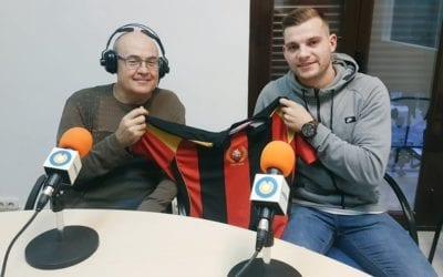 🔊 Xoc d'estics 08 – César Carballeira es recupera per jugar aviat amb el Reus i Mats Zilken ens parla dels 5 gols amb l'Alpicat