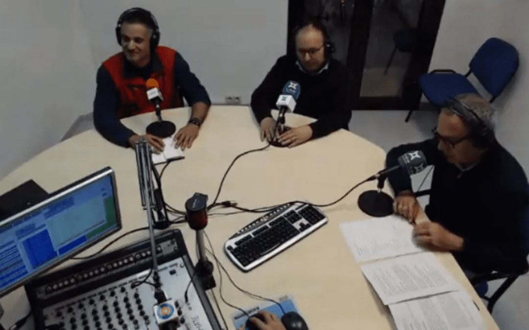 "?? ""La cua de palla"" amb Ricardo Redondo, Joan Carles Virgili i Manel Seva"