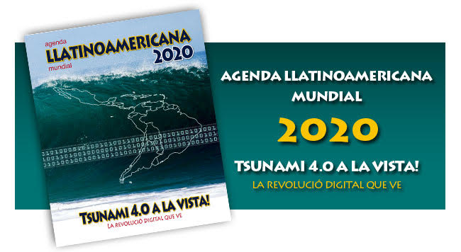 """🔊 Jordi Planas: """"L'Agenda Llatinoamericana desperta consciències"""""""