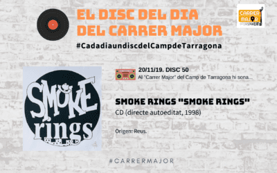 """🔊 El disc del dia del Carrer Major. 50: Smoke Rings """"Smoke Rings"""" (1998)"""