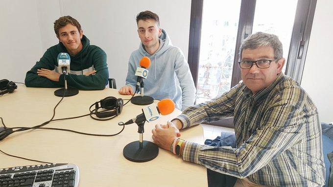 """🔊 """"Fot-li Esports! 2×03"""" – Entrevista a Albert i Irial Charlez, delegat i jugador del Bàsquet Ploms La Salle"""